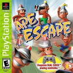 Ape Escape PSX