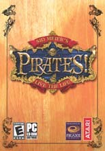 Sid Meier s Pirates! PC