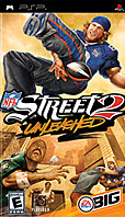NFL Street 2 Unleashed PSP