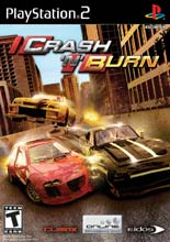 Crash 'N Burn PS2