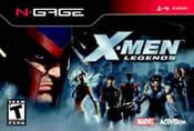 X-Men Legends N-Gage