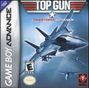 Top Gun: Firestorm GBA