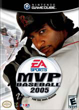 MVP Baseball 2005 GameCube