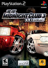 Midnight Club 3: DUB Edition PS2