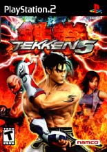 Tekken 5 for PlayStation 2 last updated Jan 17, 2012