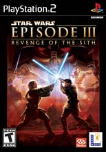 Star Wars Episode III: Revenge of the Sith PS2
