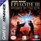 Star Wars Episode III: Revenge of the Sith GBA