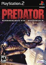 Predator: Concrete Jungle PS2