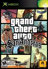 Grand Theft Auto: San Andreas for Xbox last updated Dec 17, 2013