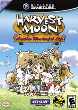 Harvest Moon: Another Wonderful Life GameCube