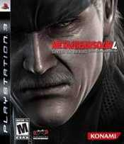 Metal Gear Solid 4: Guns of the Patriots for PlayStation 3 last updated Jul 27, 2011