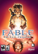 Fable: The Lost Chapters for PC last updated Aug 02, 2011