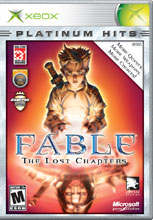 Fable: The Lost Chapters for Xbox last updated Nov 08, 2010