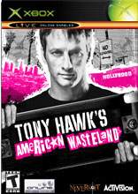 Tony Hawk's American Wasteland for Xbox last updated Aug 20, 2009