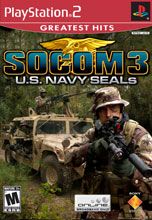 SOCOM 3 U.S. Navy SEALs for PlayStation 2 last updated Apr 08, 2010