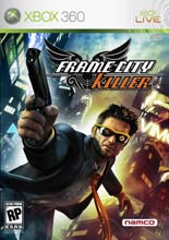 Frame City Killer Xbox 360