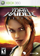 Tomb Raider: Legend Xbox 360