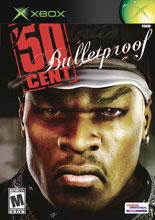 50 Cent: Bulletproof Xbox