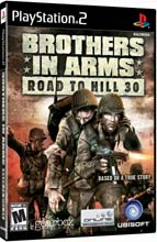 Brothers in Arms: Road to Hill 30 for PlayStation 2 last updated Sep 15, 2009