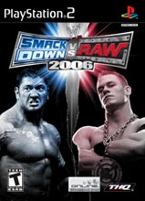 WWE SmackDown vs. Raw 2006 PS2