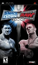 WWE SmackDown vs. Raw 2006 PSP