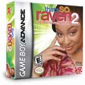 That's So Raven 2: Supernatural Style GBA