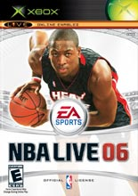 NBA Live 06 for Xbox last updated May 16, 2009