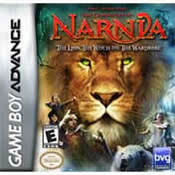 The Chronicles of Narnia: The Lion,  The Witch and The Wardrobe GBA