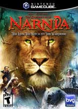The Chronicles of Narnia: The Lion,  The Witch and The Wardrobe GameCube