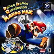 Dance Dance Revolution: Mario Mix GameCube