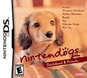 Nintendogs: Dachshund & Friends DS