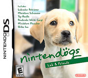 Nintendogs: Lab & Friends for Nintendo DS last updated Jan 31, 2011