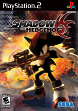 Shadow The Hedgehog PS2