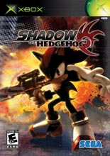 Shadow the Hedgehog Xbox