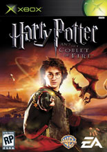 Harry Potter and the Goblet of Fire Xbox