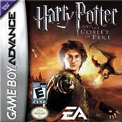 Harry Potter and the Goblet of Fire for Game Boy Advance last updated Jan 31, 2008