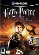 Harry Potter and the Goblet of Fire GameCube