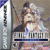 Final Fantasy IV Advance for Game Boy Advance last updated Feb 02, 2008