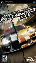 Need for Speed: Most Wanted 5-1-0 PSP