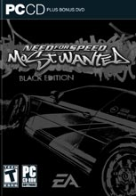 Need for Speed: Most Wanted Black Edition for PC last updated Jan 14, 2009