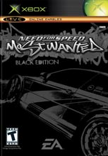 Need for Speed: Most Wanted Black Edition Xbox