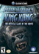 Peter Jackson's King Kong GameCube