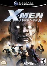 X-Men Legends II: Rise of Apocalypse GameCube