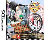 A Animaniacs: Lights, Cameraction DS