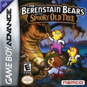 Berenstain Bears and the Spooky Old Tree GBA