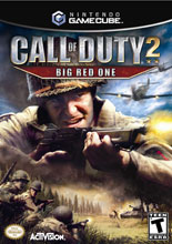 Call of Duty 2: Big Red One GameCube