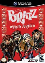 Bratz: Rock Angelz GameCube
