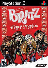 Bratz: Rock Angelz PS2