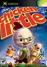 Disney's Chicken Little Xbox