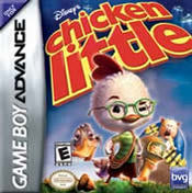 Disney's Chicken Little GBA